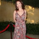Amy Yasbeck - HollyRod Foundation's 11 Annual DesignCare Event Honoring Michael J. Fox On July 25, 2009 In Los Angeles, California