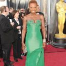 Viola Davis At The 84th Annual Academy Awards (2012) - 395 x 594