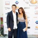 Maite Perroni and Mane de la Parra: TV y Novelas Awards 2012