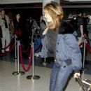 Jaclyn Smith - Departs From Los Angeles Airport - Jan 27 2008