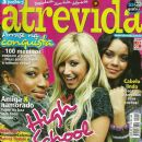 Vanessa Hudgens, Ashley Tisdale, Monique Coleman - Atrevida Magazine Cover [Brazil] (May 2007)
