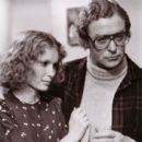 Mia Farrow and Michael Caine