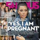 Kim Kardashian - Famous Magazine Cover [Australia] (14 November 2011)