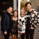 Katherine McNamara – Moschino x H&M Los Angeles Launch Event in LA - 454 x 361