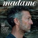 Vincent Cassel - Madame Figaro Magazine Cover [France] (2 October 2015)