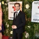 Eugenio Siller- Telemundo NATPE Party Red Carpet Arrivals - 400 x 600