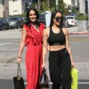 Nikki and Brie Bella – Shop on Ventura Blvd in Studio City