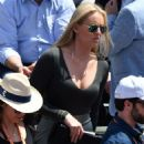 Lindsey Vonn – 2017 French Open at Roland Garros in Paris