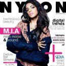 Maya Arulpragasam - Nylon Magazine Cover [Indonesia] (March 2014)