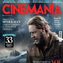 Russell Crowe - Cinemanía Magazine Cover [Spain] (April 2014)