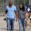 Erica Baxter and Seal