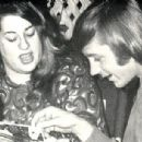 Mama Cass and Peter Tork