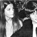 Davy Jones and Linda Haines