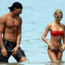 Joe Manganiello's Shirtless Hawaiian Beach Romp