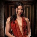 Katrina Law As Mira In Spartacus: Blood And Sand
