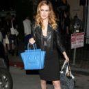 Rumer Willis leaving Elodie K in West Hollywood, California on April 4, 2014 - 412 x 594