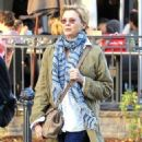 Annette Bening was spotted shopping with her daughter at The Grove in Hollywood, California on March 31, 2017 - 454 x 596