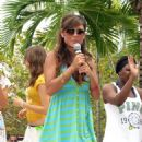Vanessa Minnillo At The Raleigh Hotel In South Beach In Miami Beach, Florida, March 12 2008
