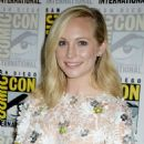 Candice King – 'The Vampire Diaries' Press Line at Comic-Con 2016 in San Diego - 454 x 564