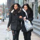 Daniela Braga and Kelly Gale – Shopping in New York - 454 x 680