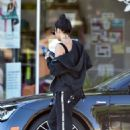 Vanessa Hudgens – Leaves a Gym in Los Angeles