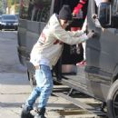Justin Bieber — Rides his skateboard in West Hollywood — May 10, 2014
