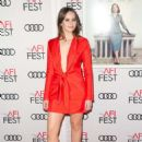 Felicity Jones – AFI Fest 2018 'On the Basis of Sex' Opening Night Premiere in LA - 454 x 653