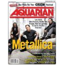 Robert Trujillo, James Hetfield, Lars Ulrich, Kirk Hammett - The Aquarian Weekly Magazine Cover [United States] (13 June 2012)