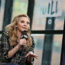 Natalie Dormer – Visits AOL Build Studio in NYC - 454 x 303