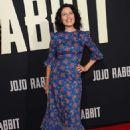 Lisa Edelstein – 'Jojo Rabbit' Premiere in Los Angeles - 454 x 658