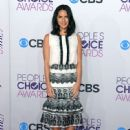 Olivia Munn: attends the 39th Annual People's Choice Awards at Nokia Theatre L.A. Live