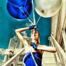 Coco Rocha - Harper's Bazaar Magazine Pictorial [China] (September 2013)