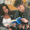 Morten Harket and Inez Anderson