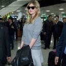 Kate Upton At Gimhae International Airport In Busan