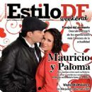 Paloma Quezada and Mauricio Islas
