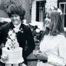 Micky Dolenz and Samantha Juste, 1968 - 420 x 597