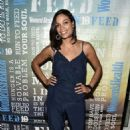 Rosario Dawson Womens Healths 4th Annual Party Under The Stars In Ny