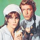 Stefanie Powers and Noel Harrison