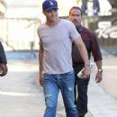 Chris Pine-January 25, 2016-Making an Appearance on 'Jimmy Kimmel Live!'