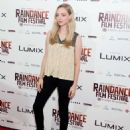 Amanda Seyfried –  'Holy Moses' Premiere at Raindance Film Festival in London - 454 x 568