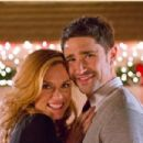 Hilarie Burton and Matt Dallas