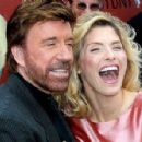 Chuck Norris and Gena O'Kelley - 454 x 296