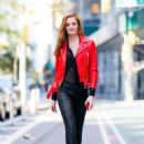 Alexina Graham – Victoria's Secret Fashion Show Fittings in NY - 454 x 663