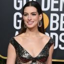 Anne Hathaway : 76th Annual Golden Globe Awards - 454 x 566