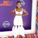 Logan Browning – 2018 BET Awards in Los Angeles