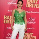 Ana de la Reguera-  Premiere of Sony Pictures' 'Baby Driver' - Arrivals - 454 x 681