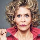 Jane Fonda - The Edit Magazine Pictorial [United Kingdom] (2 March 2017) - 454 x 579