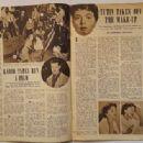 Dorothy Tutin - Picturegoer Magazine Pictorial [United Kingdom] (30 August 1952) - 454 x 315