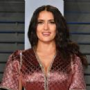 Salma Hayek – 2018 Vanity Fair Oscar Party in Hollywood - 454 x 303