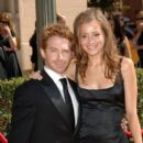 Seth Green and Candace Bailey - 395 x 594